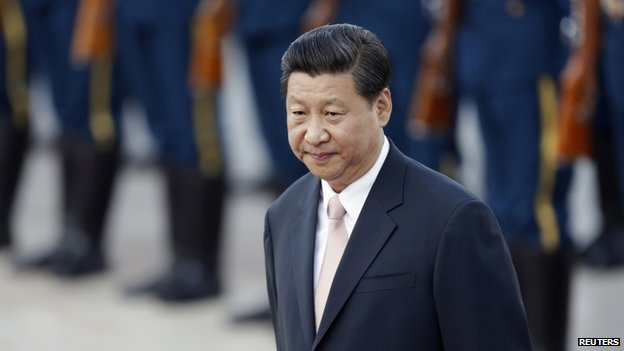 File photo: Chinese President Xi Jinping