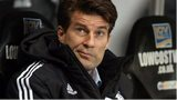 Michael Laudrup during Swansea City's 1-1 draw at home to Hull City