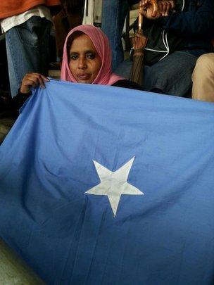 Sulega Dahir from Somalia