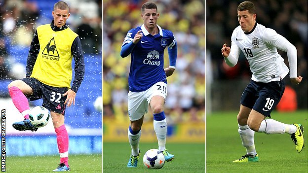 Ross Barkley composite image