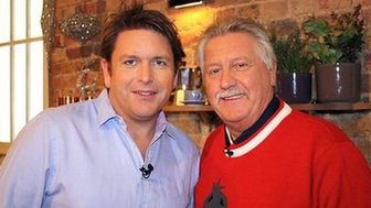 Christmas Kitchen with James Martin