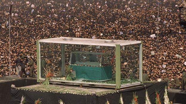 Tehran, 1989
