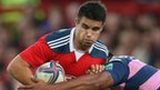 Munster scrum-half Conor Murray has played 22 times for Ireland