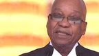South African President Jacob Zuma