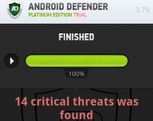 Android Defender Platinum