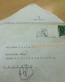 1951 envelope