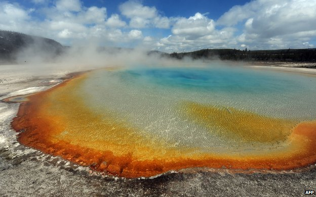 Supervolcano 'even more colossal'