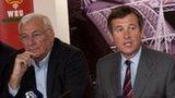 Stuart Gallacher and Roger Lewis