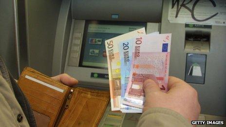 Euros - file pic