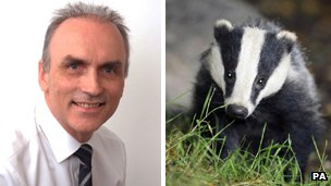 Chris Williamson/badger