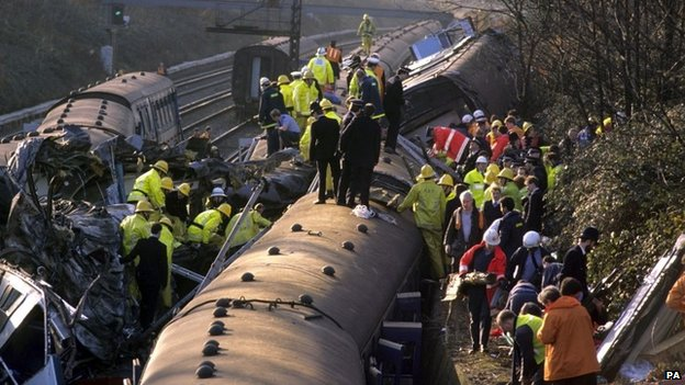 Clapham rail disaster