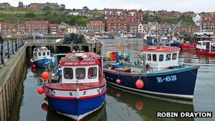 Whitby by Robin Drayton