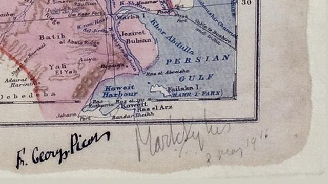 Sykes Picot signatures