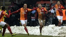 Wesley Sneijder for Galatasaray