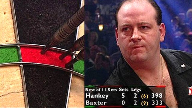 Ted Hankey, BDO World Darts Champion 2000