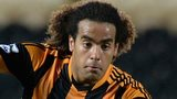 Hull City midfielder Tom Huddlestone.