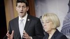 Republican Representative Paul Ryan and Democrat Senator Patty Murray announced a bipartisan budget deal on Thursday night.