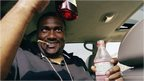 Rapper ESG drinking 'purple drank', a cough medicine-based drug