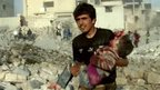 VIDEO: Horror of Syria conflict revealed
