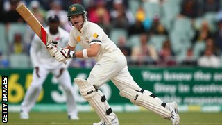 "Steve Smith believes Mitchell Johnson will be ""scary"" on a pacy Perth pitch in the Ashes third Test"
