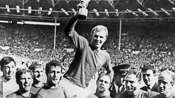 England win 1966 World Cup