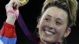 Jade Jones Olympic gold medal
