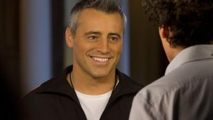 Matt LeBlanc in Episodes