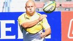 South Africa prop CJ van der Linde
