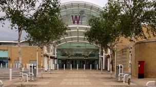 White Rose Centre Leeds