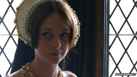Bryony Roberts as Queen Catherine Howard