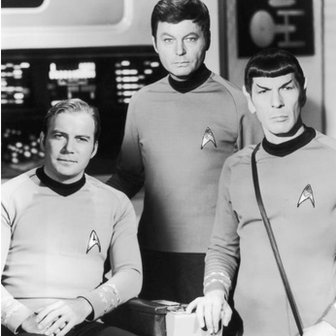 Actors from Star Trek