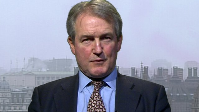 Environment Secretary Owen Patterson