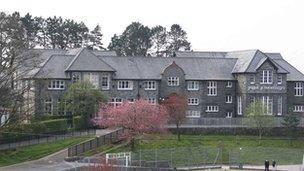 Ysgol y Moelwyn in Gwynedd