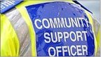 A Police Community Support Officer