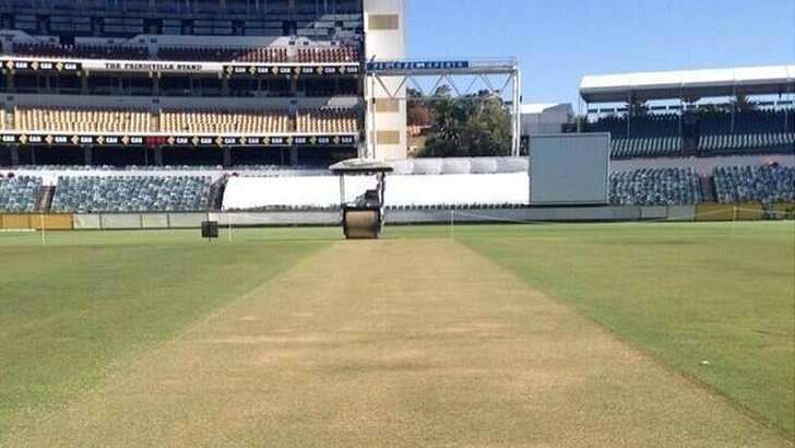 The Waca pitch