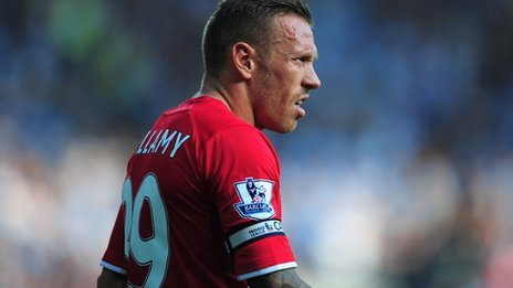 Cardiff City's Craig Bellamy
