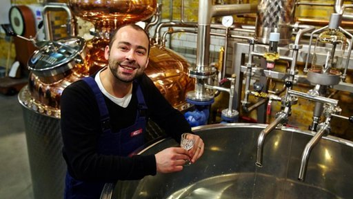 Darren Rook, CEO and Co-Founder of The London Distillery Whisky
