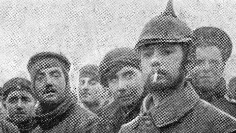 World War One Christmas truce football match to be recreated - BBC News