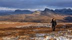 Assynt mountains