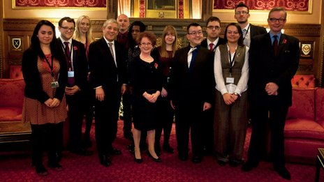 The Speaker's Parliamentary Placements Scheme