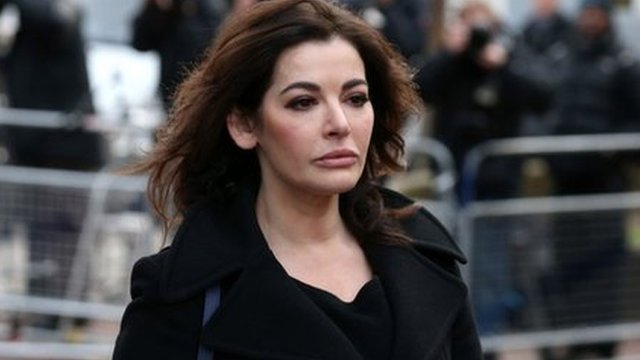 VIDEO: Nigella 'lied in court', PA says...