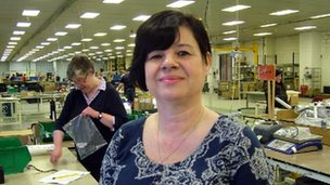 Rempower employee Vicki Lanigan