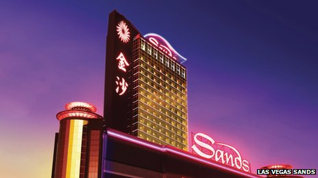Sands, Macau