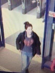 Jayden Parkinson CCTV image