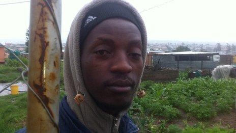 Michael Mkhonwana