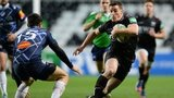 Ospreys' Tyler Ardron in action against Castres