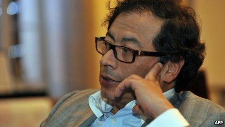 Gustavo Petro, 12 Dec 2013