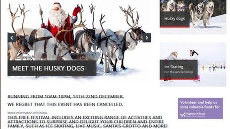 Winter Wonderland website