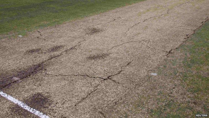 The Waca pitch