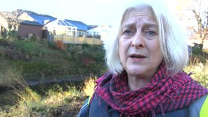 Volunteer Susan Haymer